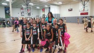 AAU Basketball for Girls in Bergen and Rockland County