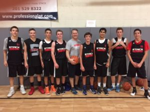 AAU Basketball for 8th Grade Boys in Bergen and Rockland County