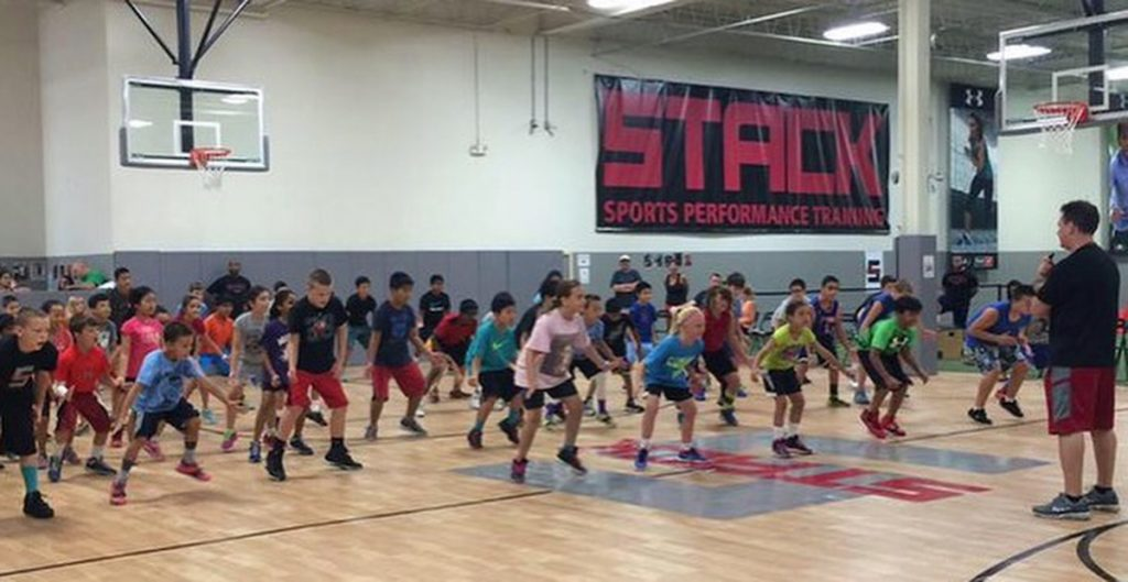 STACK AAU Basketball and Basketball Training Facility