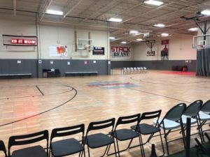 STACK AAU Basketball Home Court