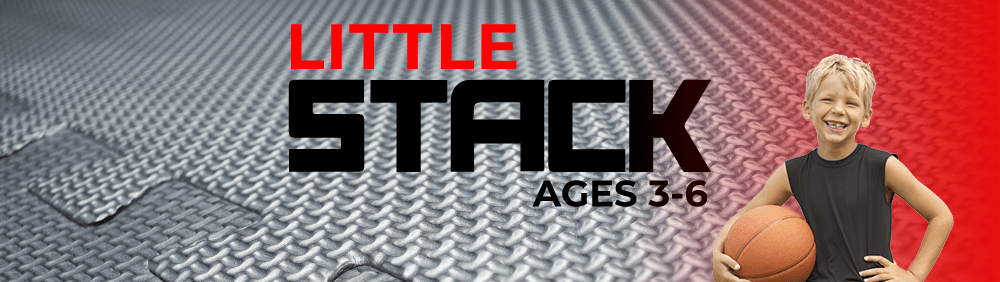Little STACK fun Sports Activities for kids
