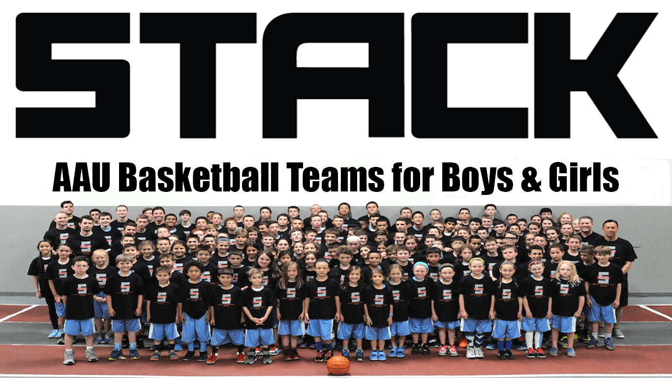 AAU Basketball Boys and Girls ages 7-17