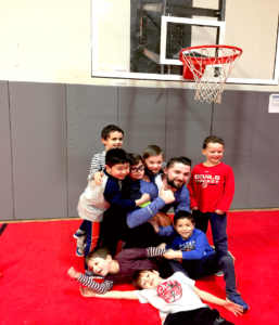 Basketball clinic for beginners ages 5-10