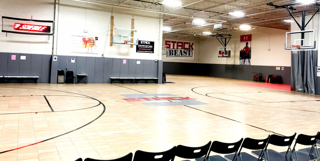 STACK AAU Basketball Court