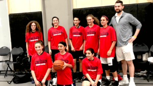 STACK AAU Girls 7th Grade Team