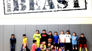 STACK Sports Birthday Parties for Kids