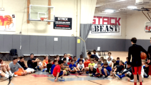 Summer Basketball Camp for boys and girls ages 6-14