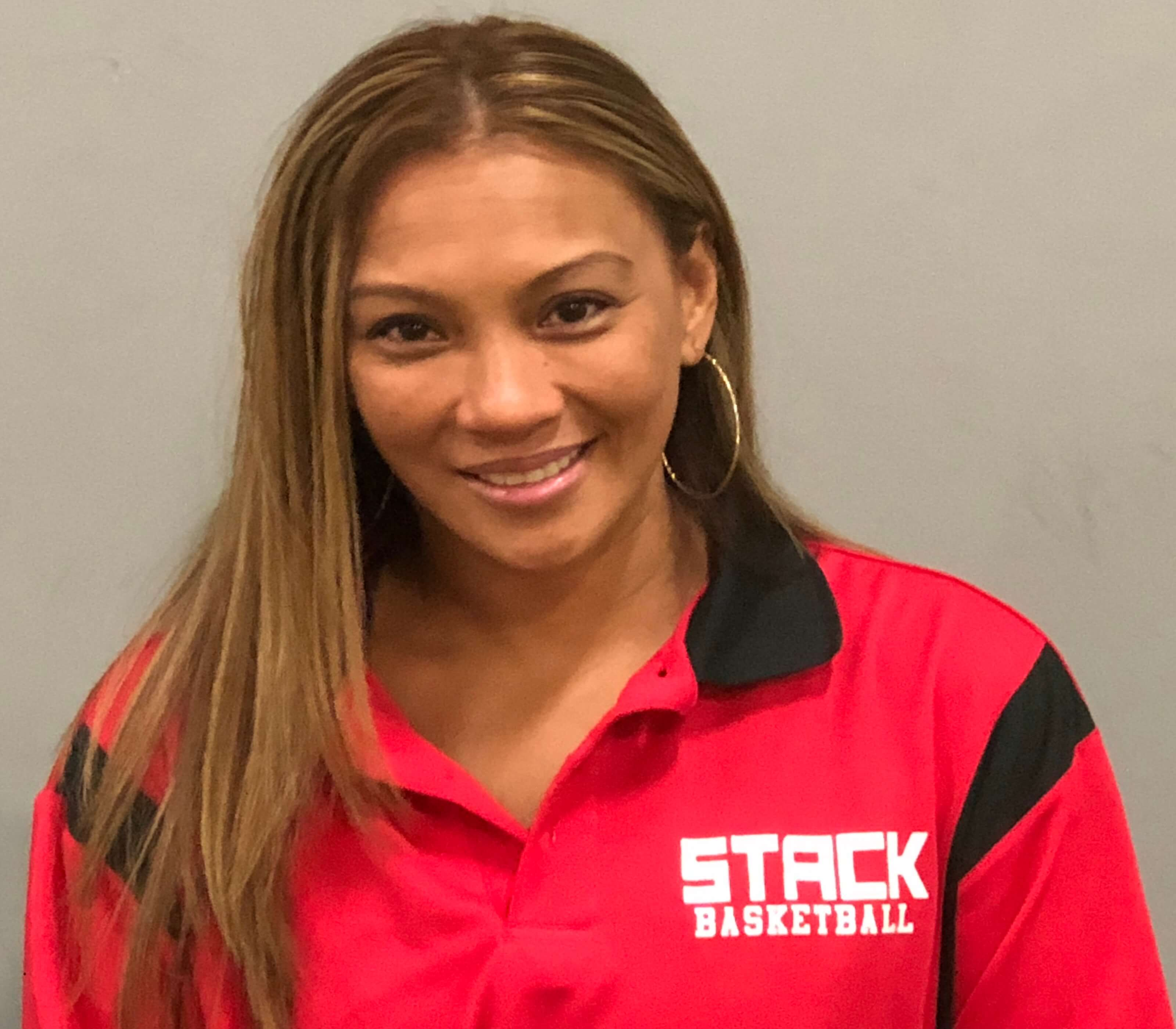 Maria Harper Basketball Coach and Trainer STACK AAU Basketball
