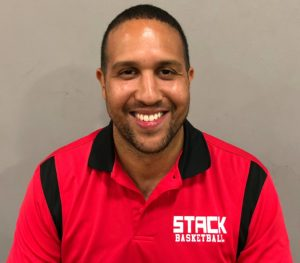 Paul Anthony Williams basketball coach and trainer STACK AAU Basketball