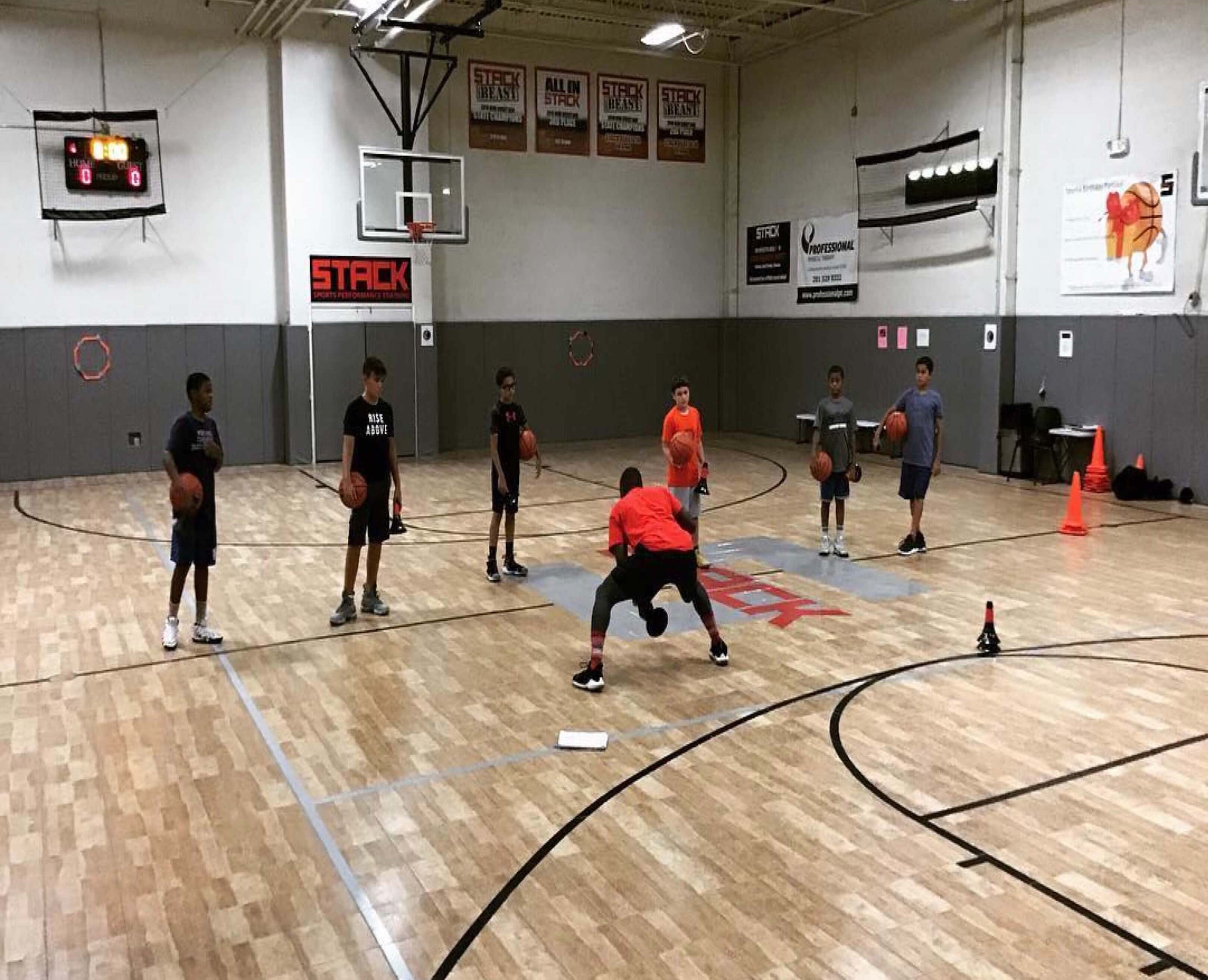 STACK Basketball Skills Academy with Tyler Mckinnon