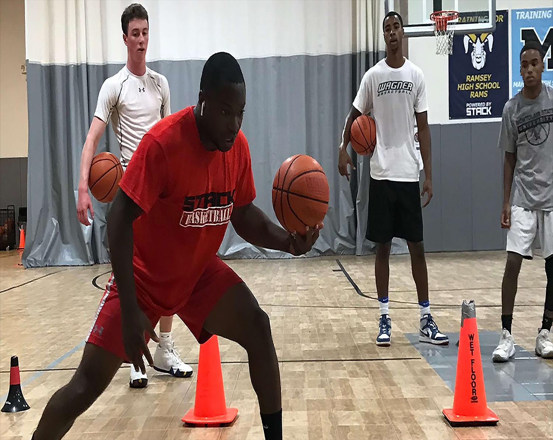 Tyler McKinnon STACK Basketball Skills Trainer