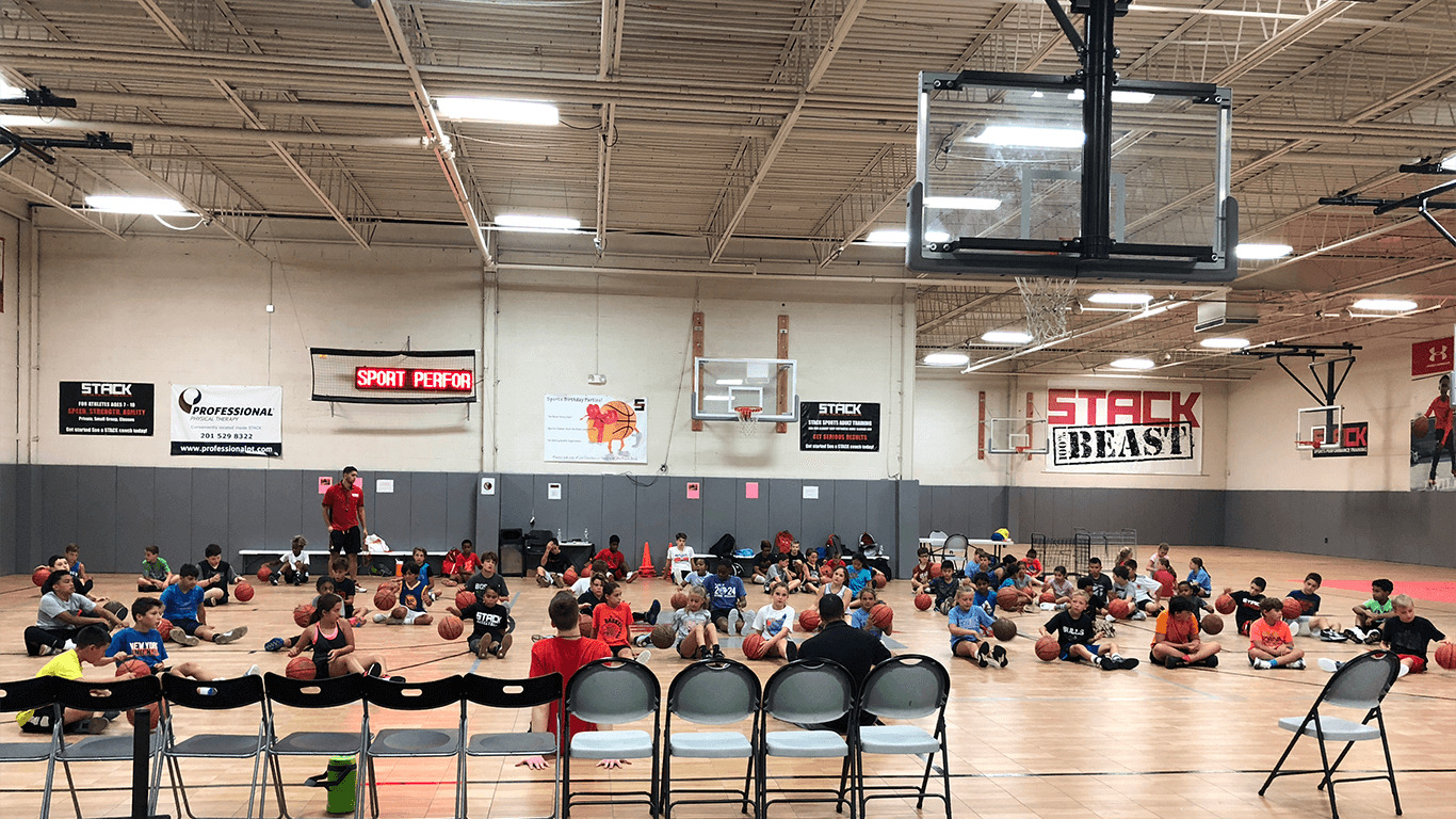 STACK Basketball Camp when school is out