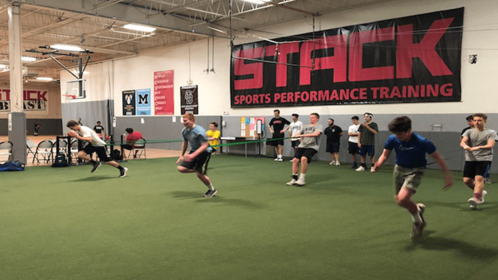 STACK Speed Training