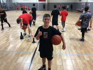 Summer Basketball Camp at STACK