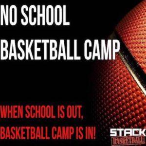 Basketball Camp at STACK Basketball