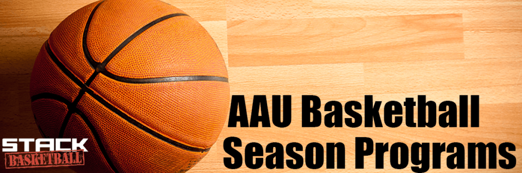 AAU Basketball Season Programs