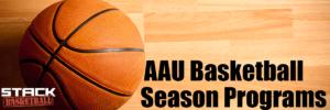 AAU Basketball Season Programs