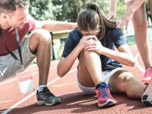 Helping Players Cope with Injuries