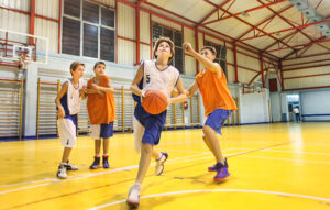 8 Benefits for kids who play Basketball Introduction