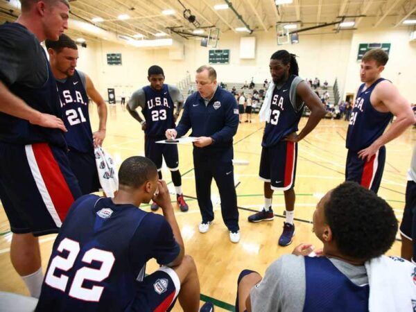 Five keys to Becoming a Great Basketball
