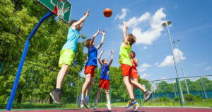 8 Important life lessons kids discover from Basketball