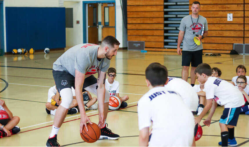 Summer Training Tips for Basketball Players