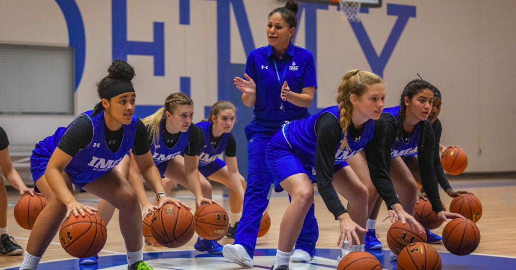 4 Benefits Basketball Camps provide to Athletes