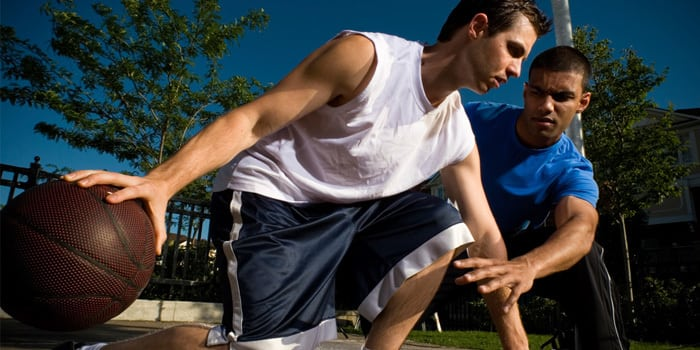 Top 10 Basketball training tips