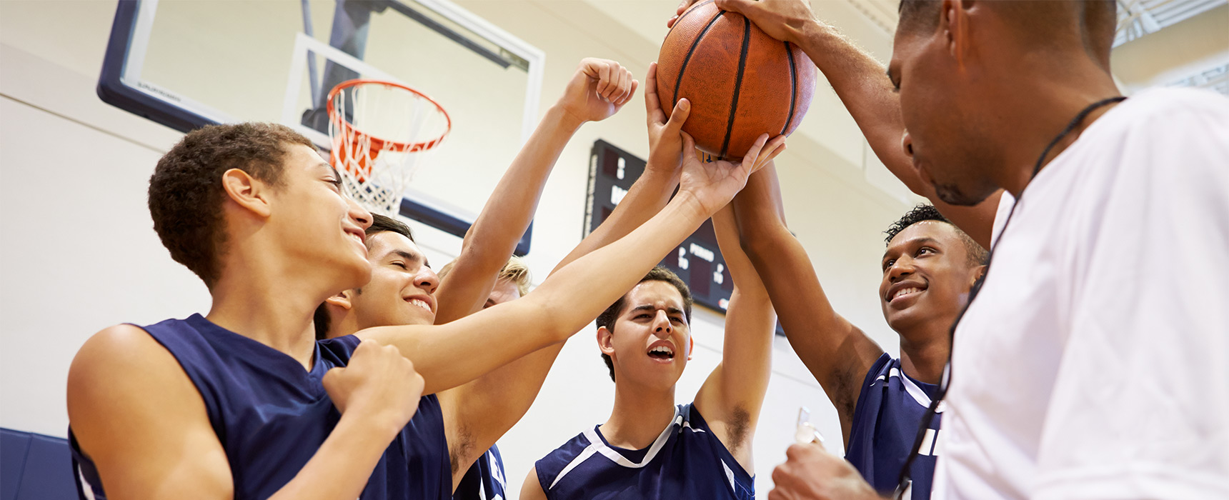 Why Young Kids Should Play Basketball