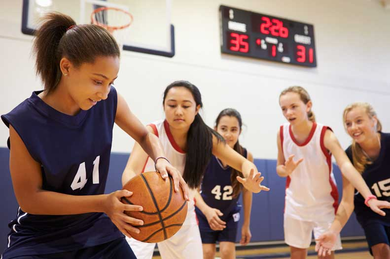 Preventing Injuries in Basketball