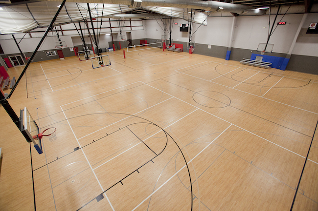How to Rent a Basketball Court