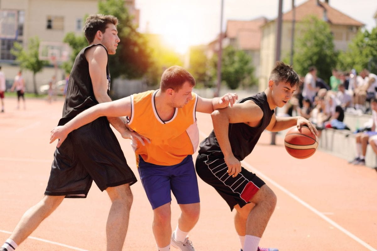 Top 12 Health Benefits in Basketball